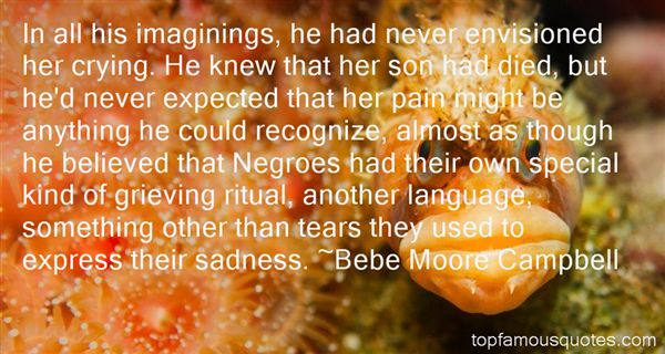 Bebe Moore Campbell Quotes