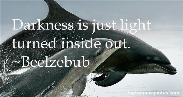 Beelzebub Quotes