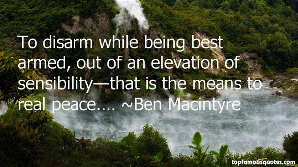 Ben Macintyre Quotes