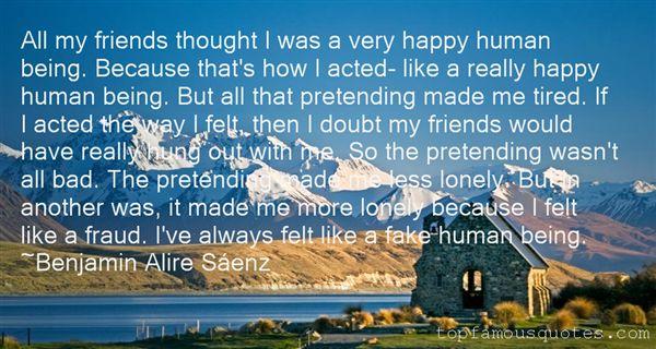 Benjamin Alire Sáenz Quotes