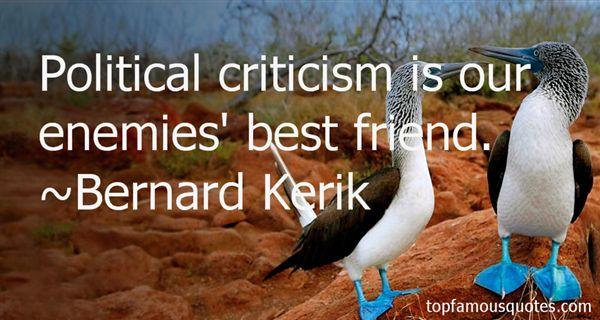 Bernard Kerik Quotes