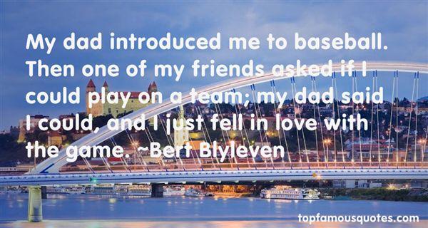 Bert Blyleven Quotes