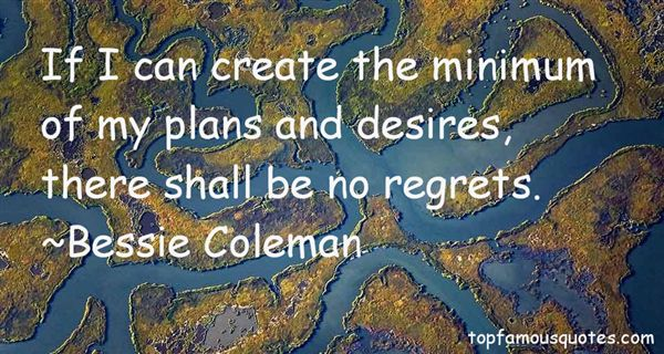 Bessie Coleman Quotes