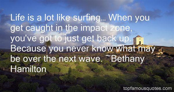Bethany Hamilton Quotes