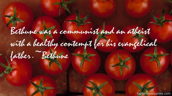 Bethune Quotes