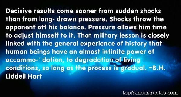 B.H. Liddell Hart Quotes