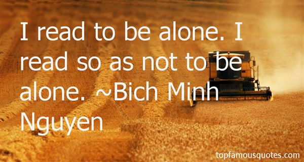 Bich Minh Nguyen Quotes