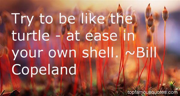 Bill Copeland Quotes