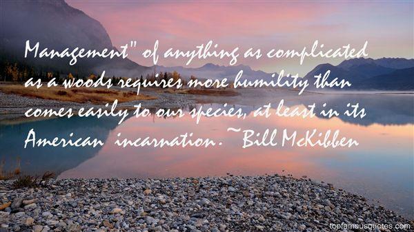 Bill McKibben Quotes