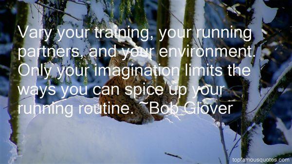 Bob Glover Quotes