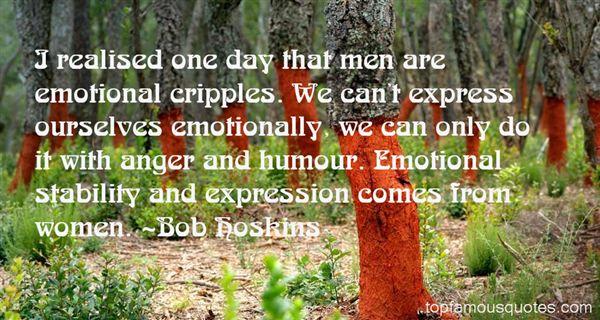Bob Hoskins Quotes