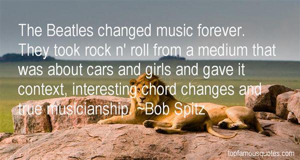 Bob Spitz Quotes