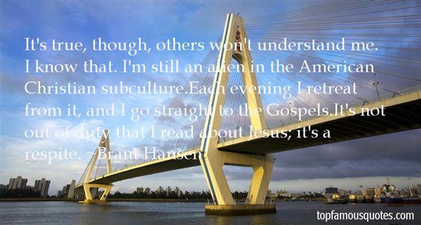 Brant Hansen Quotes