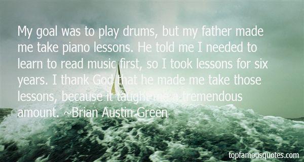 Brian Austin Green Quotes