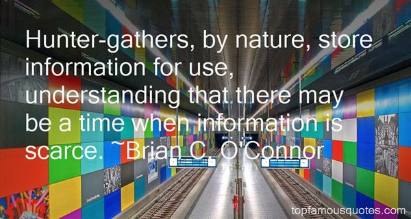 Brian C. O'Connor Quotes