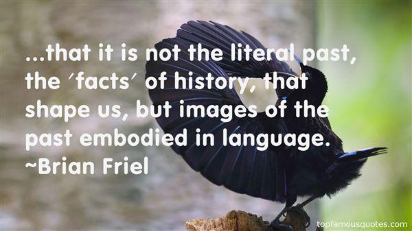 Brian Friel Quotes