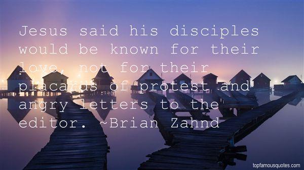 Brian Zahnd Quotes