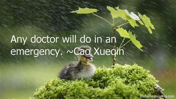 Cao Xueqin Quotes