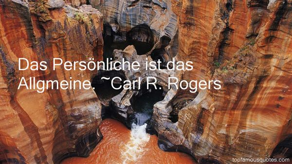 Carl R. Rogers Quotes