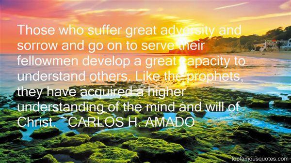 CARLOS H. AMADO Quotes
