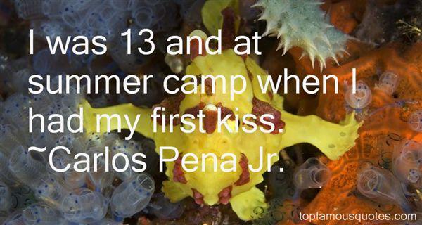 Carlos Pena Jr. Quotes