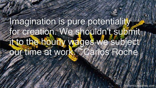 Carlos Roche Quotes