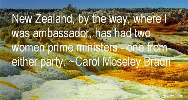 Carol Moseley Braun Quotes