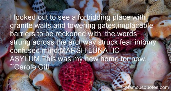 Carole Gill Quotes