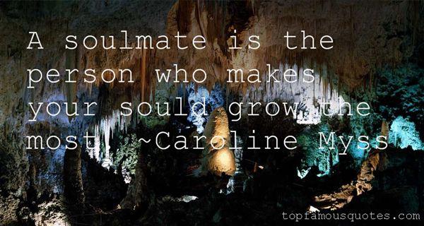 Caroline Myss Quotes
