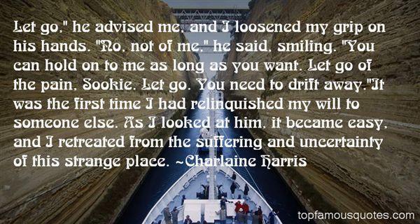 Charlaine Harris Quotes