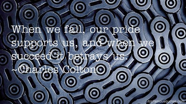 Charles Colton Quotes
