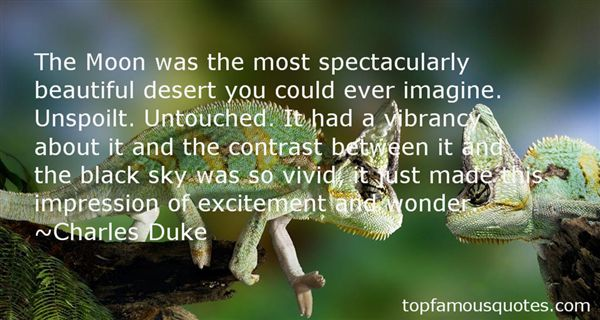 Charles Duke Quotes