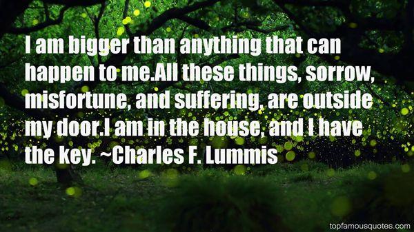 Charles F. Lummis Quotes
