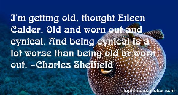 Charles Sheffield Quotes