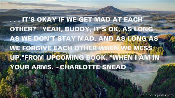 Charlotte Snead Quotes