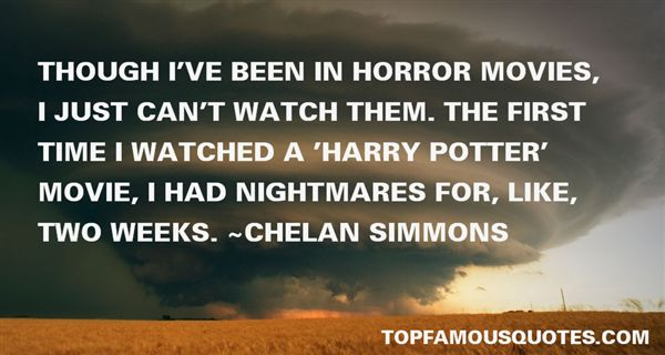 Chelan Simmons Quotes