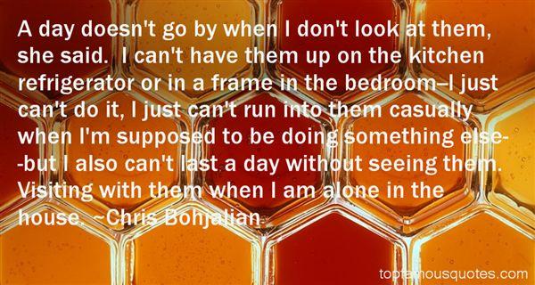 Chris Bohjalian Quotes