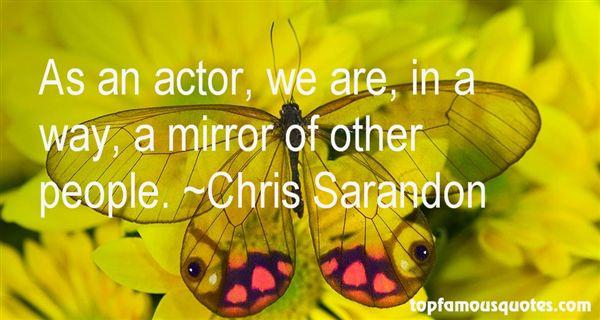 Chris Sarandon Quotes