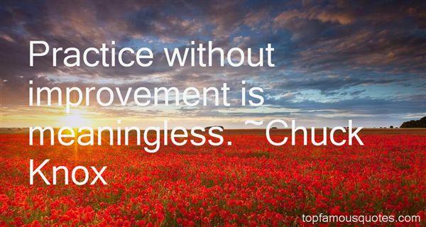 Chuck Knox Quotes