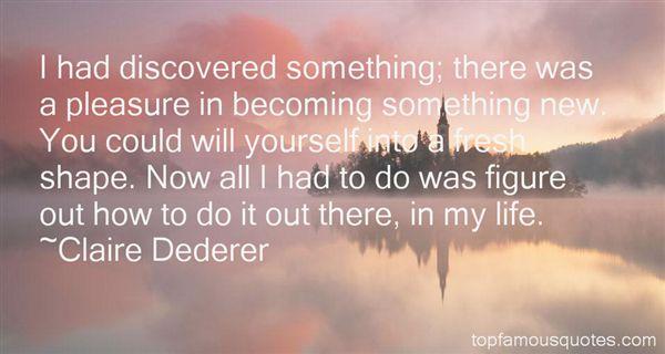 Claire Dederer Quotes