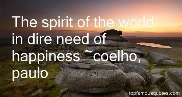 Coelho, Paulo Quotes