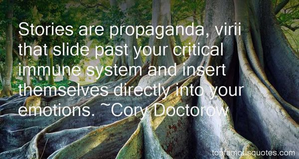 Cory Doctorow Quotes