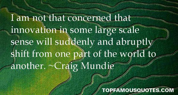 Craig Mundie Quotes