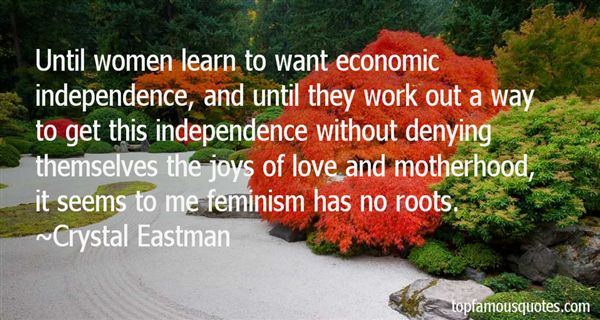 Crystal Eastman Quotes