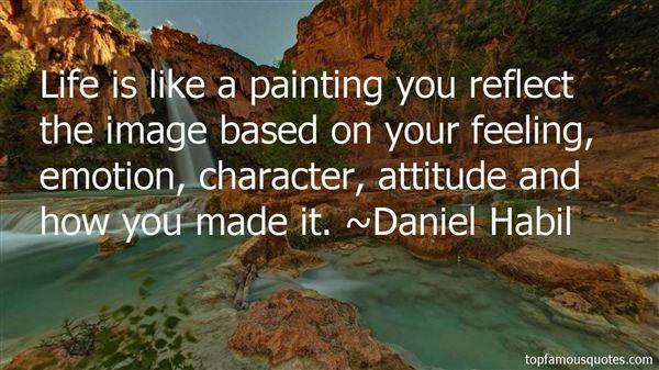 Daniel Habil Quotes