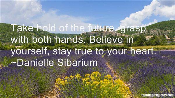 Danielle Sibarium Quotes