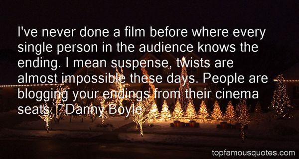 Danny Boyle Quotes