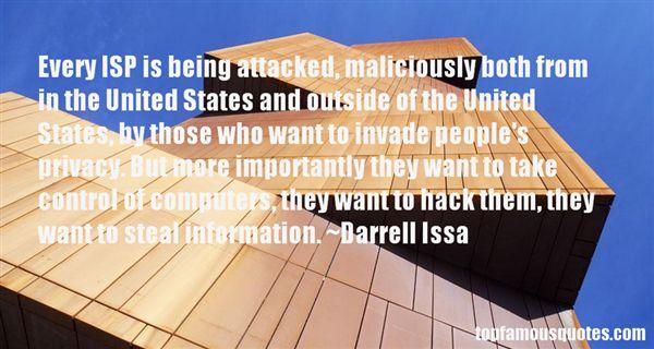 Darrell Issa Quotes