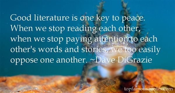 Dave DiGrazie Quotes