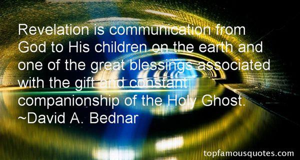 David A. Bednar Quotes